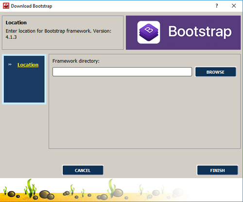Bootstrap download